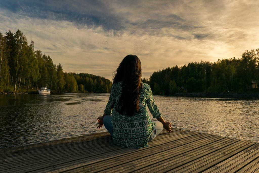 anti-stres, terapija, meditacija